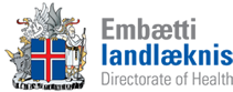 Landlæknir-logo